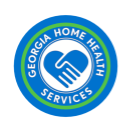 Georgia Home Health Services (new) Logo